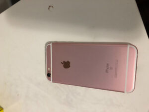 IPHONE 6s 16gb. Perfect condition