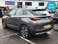 2019 Vauxhall Grandland X 1.2 Turbo Elite Nav 5dr - MPV 7 Seats MPV Petrol Manua