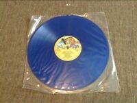 """Rod Stewart 12"""" Blue Vinyl Album"""