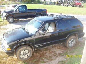 2002 Chevrolet Blazer Other