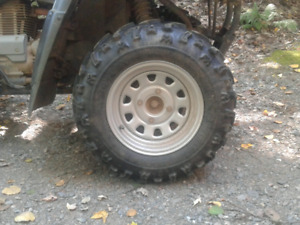 Wanted center caps to fit 12 inch ITP rims