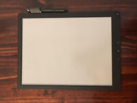 SONY DIGITAL PAPER SYSTEM DPT-S1 IN PERFECT CONDITION
