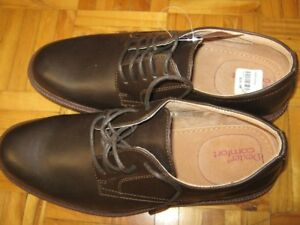 Bran New Brown, Dexter Leather Dress Shoes