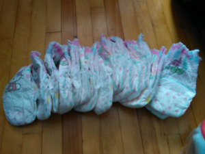 18 pampers easy ups training pants
