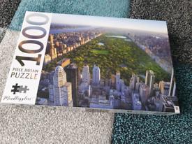 New York Central Park Jigsaw 1000 piece