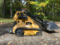 Morbark Boxer 320 mini skid steer Barrie Ontario Preview