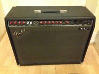Fender (the) twin amplifier