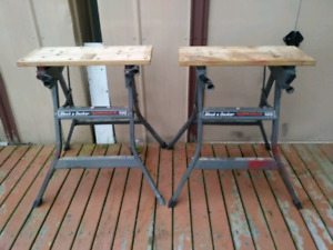 Used 2 Work Benches