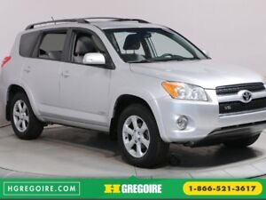 2011 Toyota Rav 4 LIMITED AWD CUIR BLUETOOTH CAMERA RECUL TOIT O