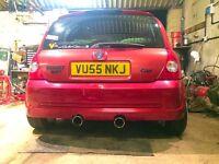 K tec exhaust for Renault Clio 1.2 & 1.4