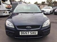 2008 57 reg Ford Focus 1.8 Style 5dr BREAKING FOR PARTS ALL PARTS AVAILABLE