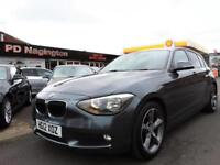 2012 BMW 1 SERIES 118d SE Step Auto + FINANCE AVAILABLE WITH GBP0 DEPOSIT