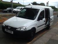Vauxhall combo 1.3 cdti diesel 10 Reg 10 months mot