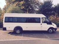 Minibus hire. Airports, weddings, parties, hens, stags.. And more. Any Location!