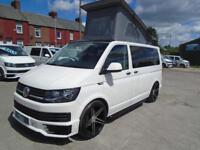 Volkswagen Transporter t6 2016 66 reg camper NOW RESERVED BUT OTHERS IN BUILD