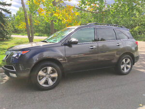 **2011 ACURA MDX** Tech Package