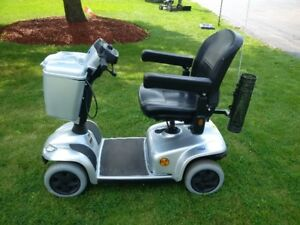 "INVACARE ""LEO"" Scooter with Lock Box"