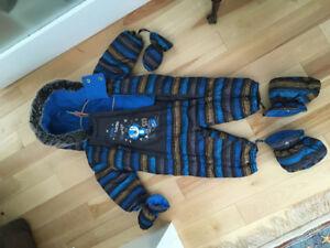 Habit de neige pour bébé - Snow suit for baby
