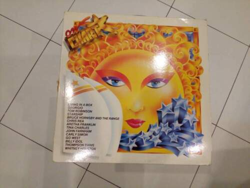 "Compilation ""on chart"" disco 33 giri"