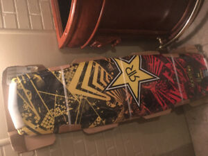 Limited Edition Rockstar Wakeboard