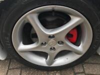 Mazda MX-5 1.8I S-VT SPORT CONVERTIBLE