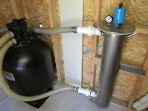 UV (UltraViolet) Pool Water Treatment System