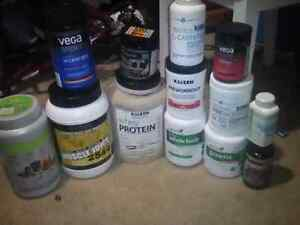 Protein shakes  Health shakes and multiple supplements