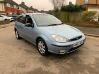 2004/53 Ford Focus 2.0i 16v Ghia 1 LADY OWNER LOW MILEAGE YEARS MOT