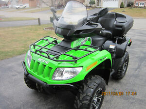 2014 ARTIC CAT  XT 700  EFI  WITH  POWER STEERING