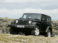 2007+ Jeep Wrangler: WANTED