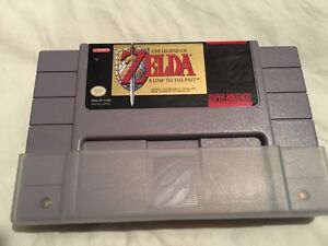 Zelda a link to the past VF