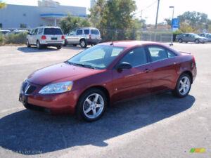 G6 Pontiac 2008