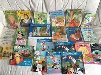 Kids books & puzzle ( 50 pieces )