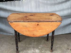 Drop Leaf Table - SOLD!!  Check out our other items!!