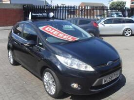 Ford Fiesta 1.6TDCi 2009 Titanium ** CHEAP TAX ONLY £20 PER YEAR **