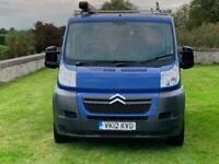 2012 Citroen Relay 2.2 HDi H1 Van 110ps PANEL VAN Diesel Manual