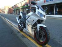DEALIM ROADSPORT 250i, WHITE.