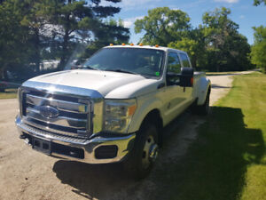 2012 Ford F 350 Dually