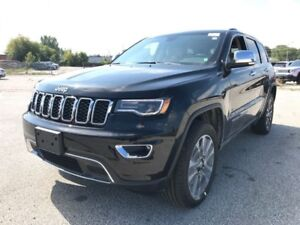 2018 Jeep Grand Cherokee Limited  - Leather Seats - $287.87 B/W