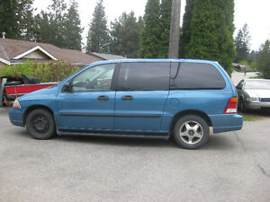 2003 Ford Windstar Good Minivan, Van