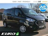 2019 Ford Transit Custom 320 Limited SWB Kombi 2.0 Ecoblue 130PS EURO 6 Combi Va