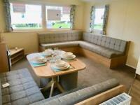 WOW! SALE NOW ON! NEW 2 BED STATIC CARAVAN FOR SALE ASHCROFT COAST, KENT