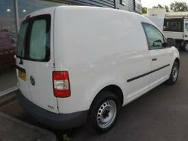 2009 Volkswagen CADDY C20 69PS SDI VAN Manual Small Van
