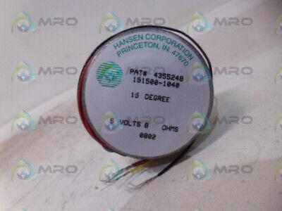 Hansen 191500-1040 Encoder Motor New No Box