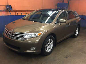 2009 Toyota Venza AWD, Low KM, Summer & Winter Tires Included