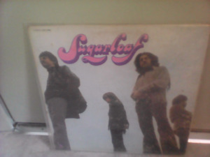 Sugarloaf-Green Eyed Lady 1970 Lp RECORD-Look