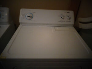 Dryer Kenmore 600 series  deep 26 inches, width 27 inches