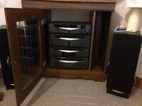 Kenwood stereo unit