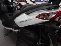 SYM JOYMAX 125i SCOOTER 01257 230300