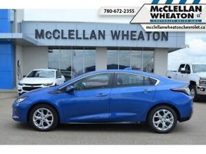 2018 Chevrolet Volt Premier  - Leather Seats -  Heated Seats - $